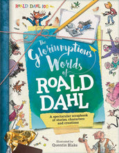 Load image into Gallery viewer, The Gloriumptious Worlds of Roald Dahl - Book Sale