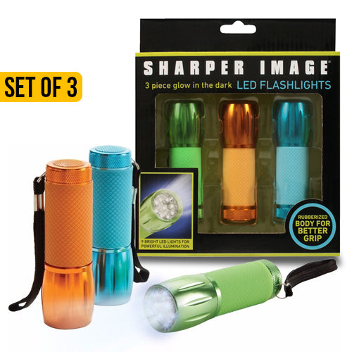 LED Flashlights Pack