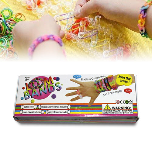 DIY Loom Bands Kit