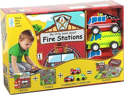My Little: Fire Station Book