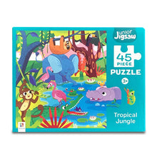Load image into Gallery viewer, Junior Jigsaw Series 3: Tropical Jungle