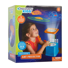 Load image into Gallery viewer, Discovery Kids Art Sketcher Projector