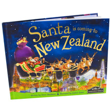Load image into Gallery viewer, Santa Is Coming To New Zealand