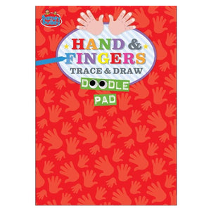 Trace Your Hand & Fingers Set