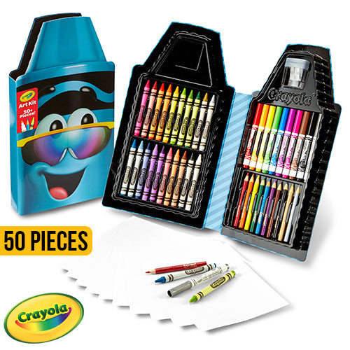 Crayola Tip Art Case