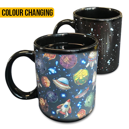 Outer Space Mug - Heat Change
