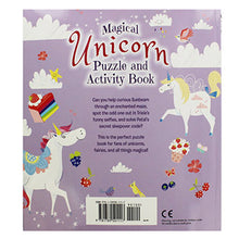 Load image into Gallery viewer, Magical Unicorn Activity Books