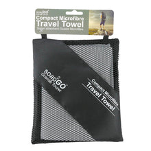 Load image into Gallery viewer, Compact Microfibre Travel Towel 100 x 50cm