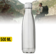 Load image into Gallery viewer, 500ml Insulated Drinking Bottle