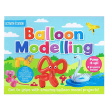 Load image into Gallery viewer, Balloon Modelling Activity Station