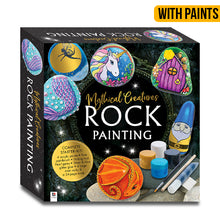 Load image into Gallery viewer, Mythical Creatures Rock Painting Kit