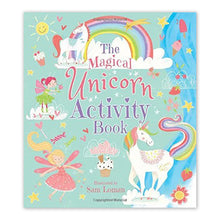 Load image into Gallery viewer, Magical Unicorn Activity Book