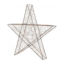 Load image into Gallery viewer, Metal 30 LED Star Light