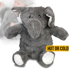 Load image into Gallery viewer, Warm Cuddles Elephant Teddy