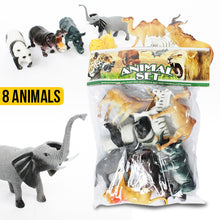 Load image into Gallery viewer, Toy Animal Set
