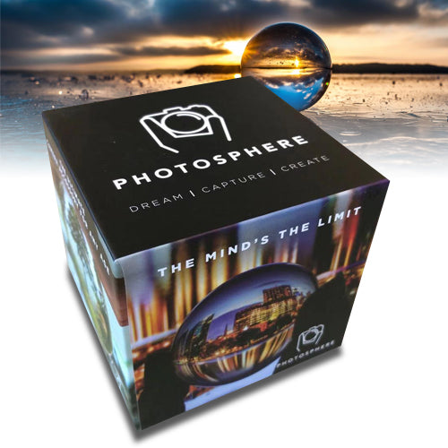 K9 Optical Crystal Glass Photosphere Photo Ball