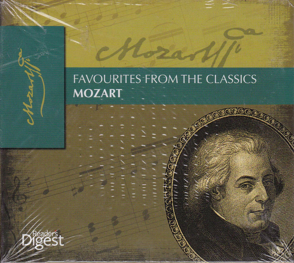 Mozart Favourites From The Classics