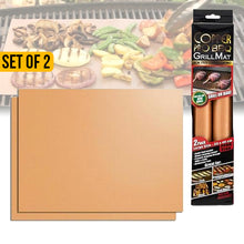 Load image into Gallery viewer, Copper Pro BBQ Grill Mat