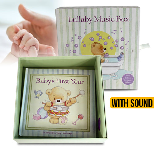 Lullaby Music Box by Tony Hutchings