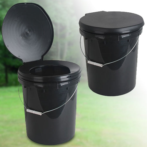 Portable Toilet Bucket
