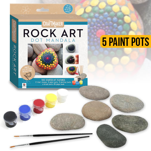 Craftmaker Rock Art