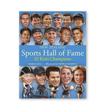 Load image into Gallery viewer, New Zealand Sports Hall of Fame
