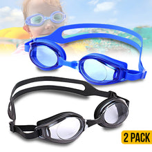 Load image into Gallery viewer, Childrens Swimming Goggles
