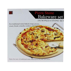 Ceramic Pizza Bake & Serve Set