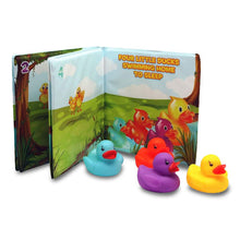Load image into Gallery viewer, Bathtime LED Light Up Ducks
