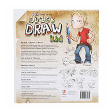 Load image into Gallery viewer, 501 Things for the Quick Draw Kid