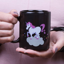 Load image into Gallery viewer, Unicorn Heat Mug