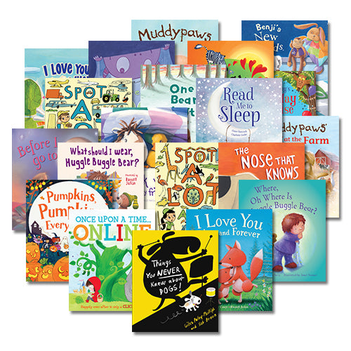 Bedtime Story Collection 20 Book Pack