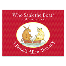 Load image into Gallery viewer, Who Sank the Boat? And Other Stories - Book Sale
