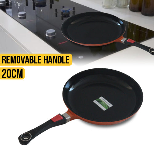 Ceramic Non-Stick Fry Pan 20cm