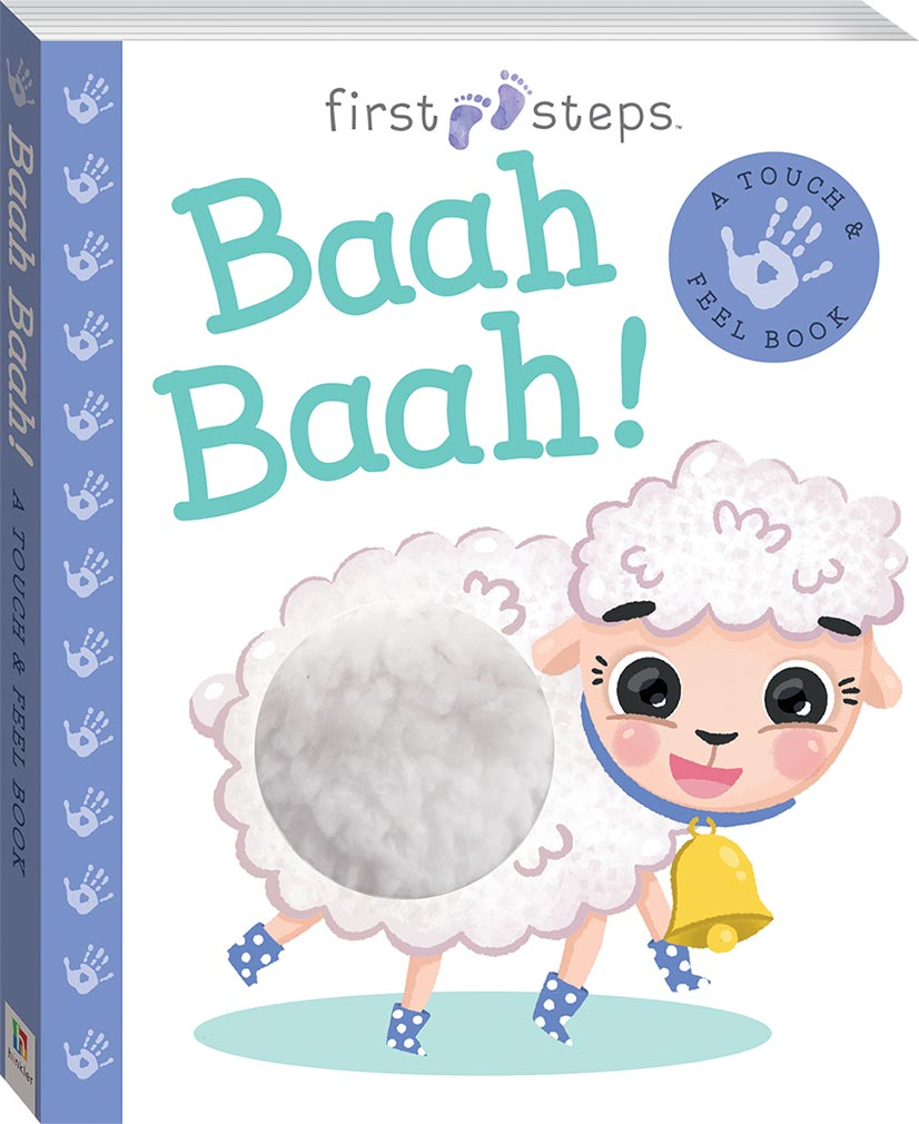 First Steps Touch and Feel: Baah Baah!