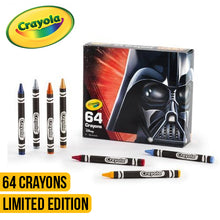 Load image into Gallery viewer, Crayola Star Wars Darth Vader