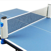 Load image into Gallery viewer, Table Tennis Expandable Net