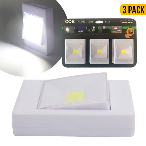 Bright COB Touch Lights