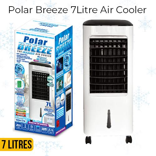 Polar Breeze 7L Air Cooler
