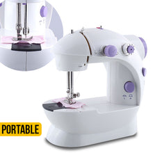 Load image into Gallery viewer, Mini Electric Sewing Machine