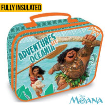 Load image into Gallery viewer, Disney Moana Insulated Lunch Bag