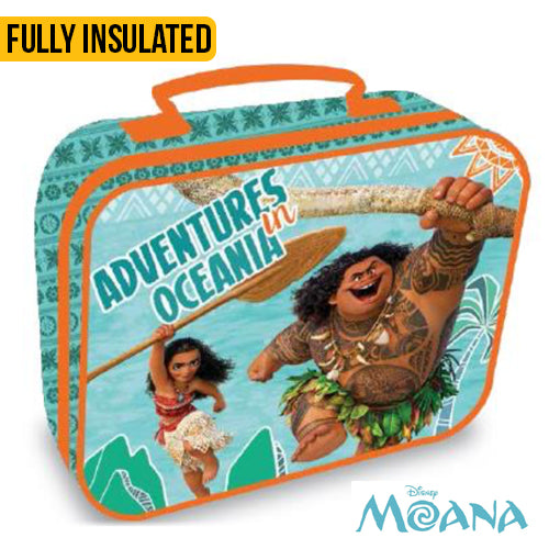 Disney Moana Insulated Lunch Bag