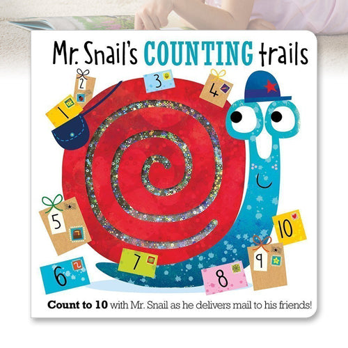 Mr Snails Counting Trails