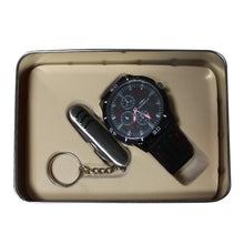 Load image into Gallery viewer, Pinnacle Watch Set with Penknife