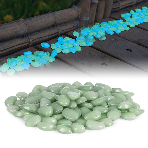 Glo Stones Glow In The Dark Pebbles