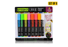 Load image into Gallery viewer, Fluorescent Chalk Board Marker 8 Set