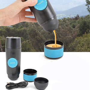 Mini Portable Electric Espresso Machine