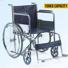 Load image into Gallery viewer, Home Care Metal Wheelchair