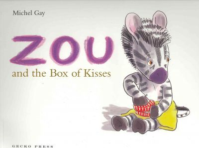Zou and the Box of Kisses - Book Sale