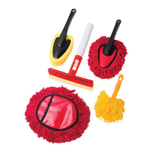 5 Piece Car Cleaning Set